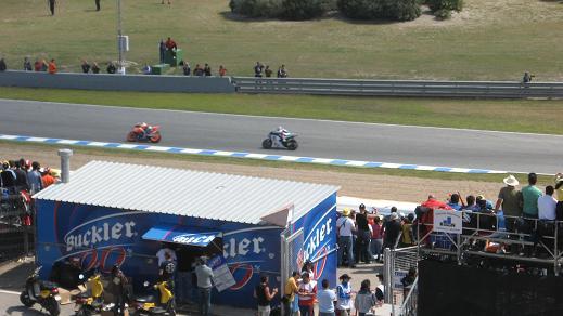 O 2º e o 3º Pedrosa  i  Edwards